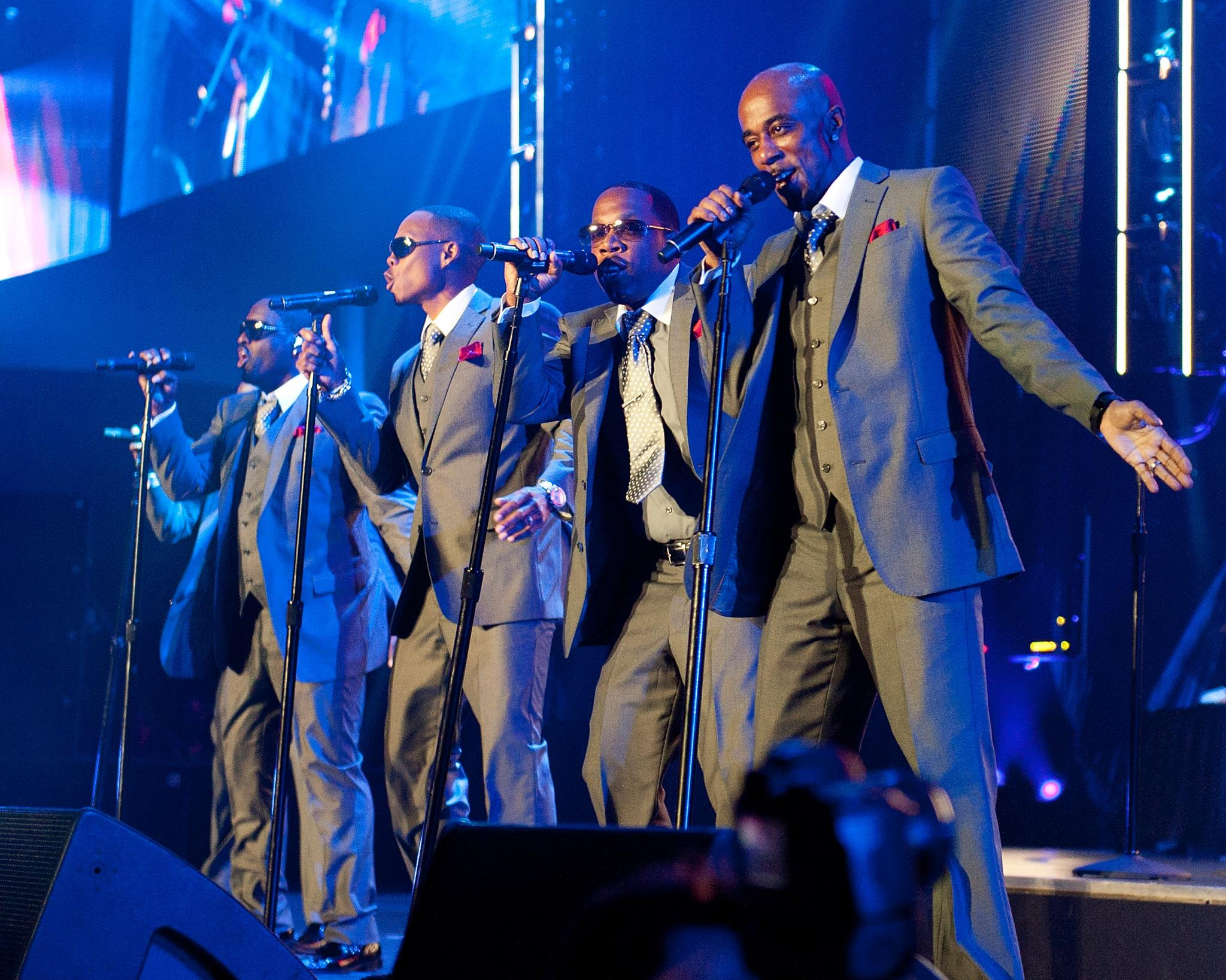 Charlie Wilson and New Edition's Soulful Hits