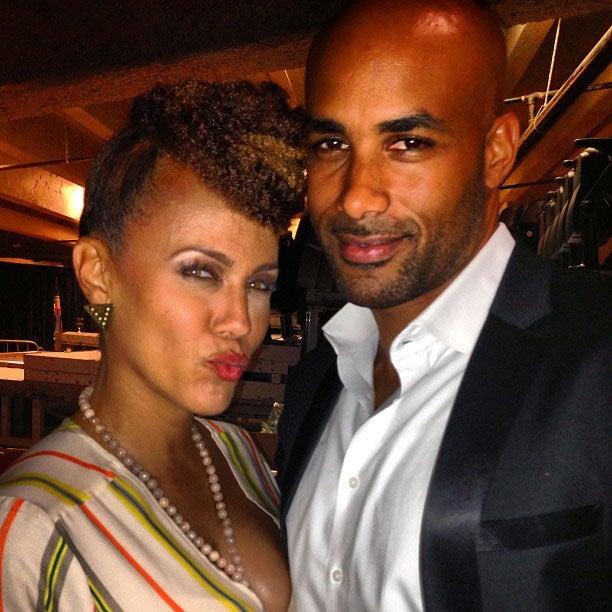 Boris Kodjoe And Nicole Ari Parker Make Date Night Look Good