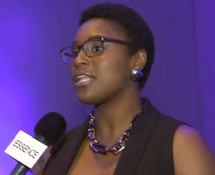 ESSENCE Festival: Issa Rae Chats About Her New Talk Show 'Exhale'