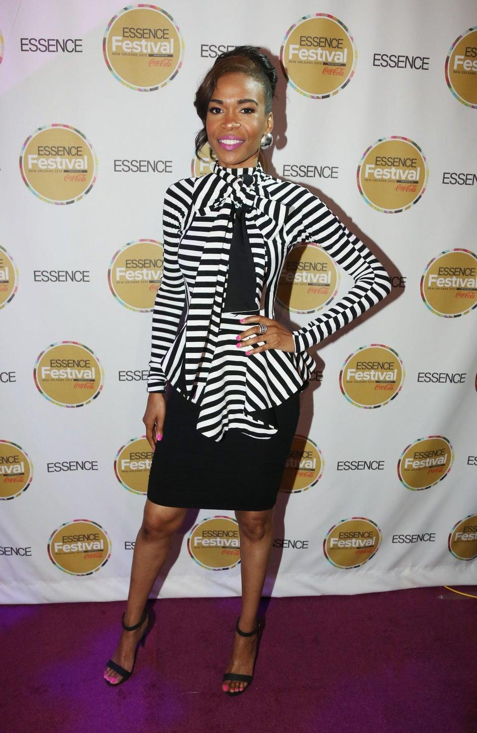 ESSENCE Festival: Watch Michelle Williams Rock the All-Star Gospel Tribute