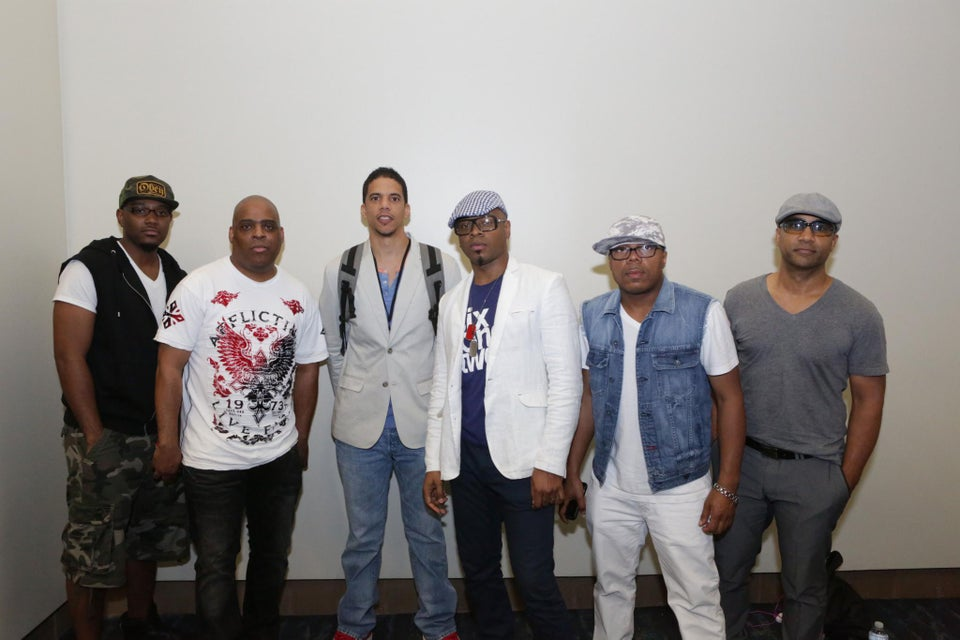 Mint Condition Dishes on Their ESSENCE Festival Show