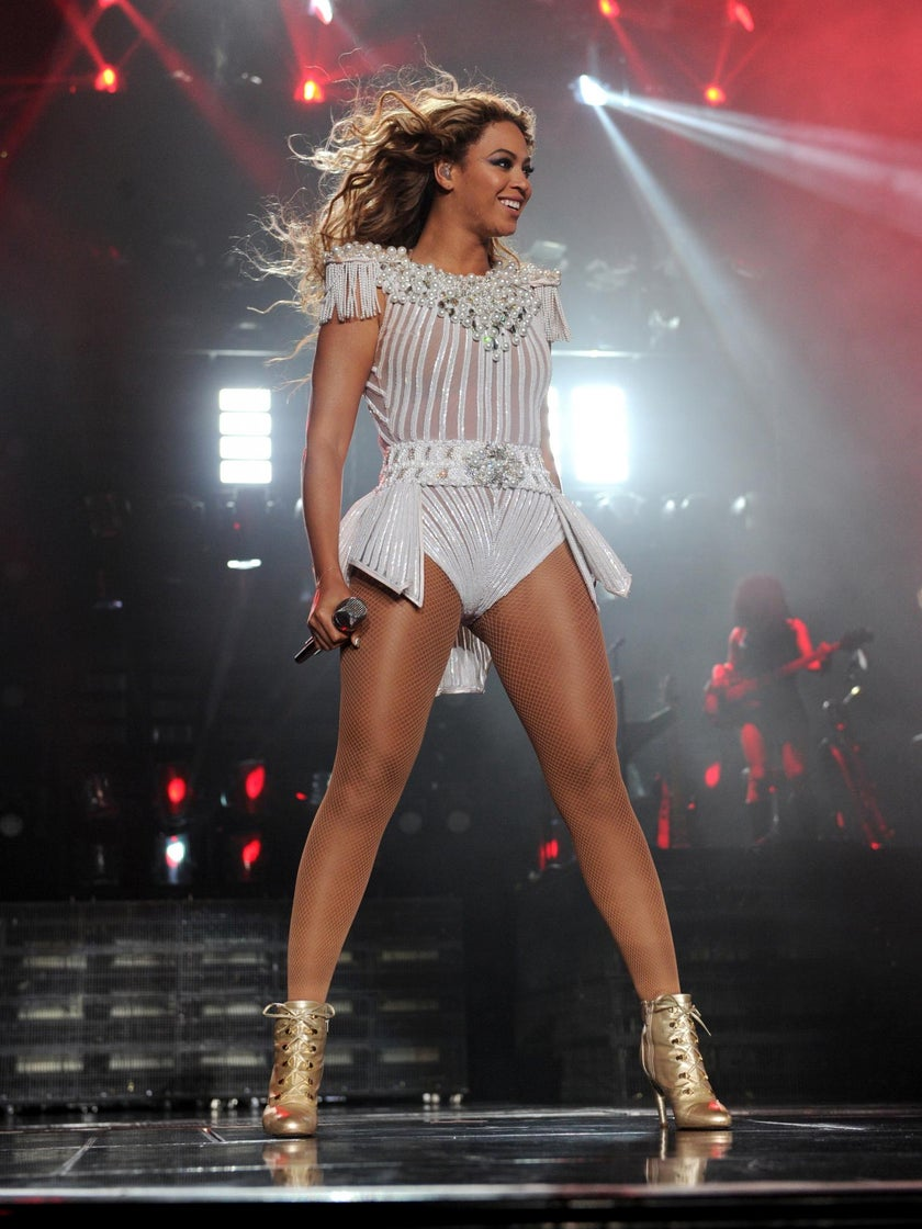 Beyonce's Best Fashion Moments