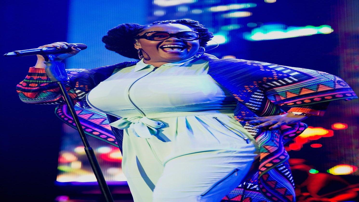 Jill Scott Puts Final Touches On Lullaby Album