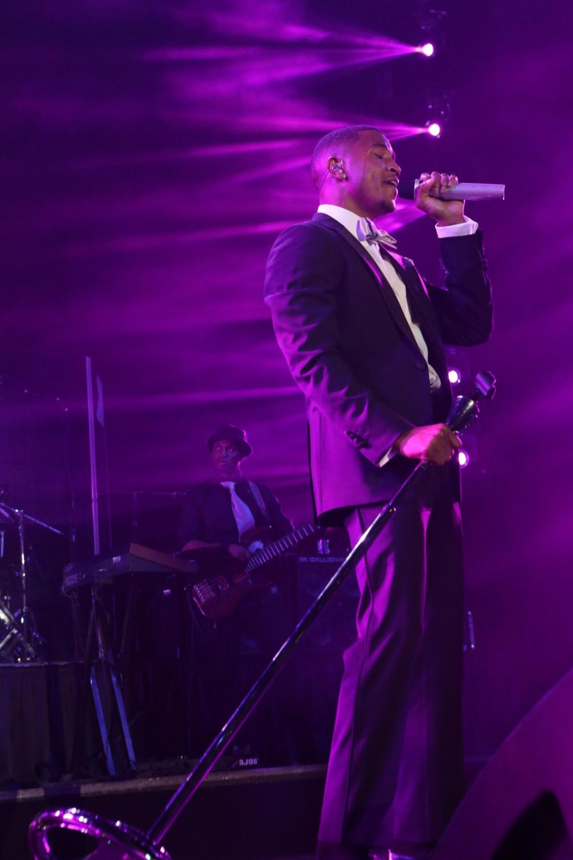 Trey Songz Heeds Charlie Wilson's Fashion Advice