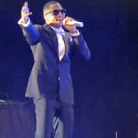 "ESSENCE Festival: Trey Songz Performs ""Say Aah"""