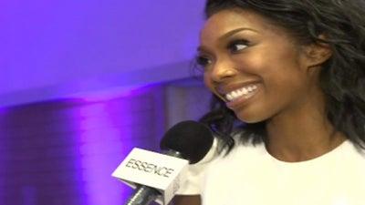 EXCLUSIVE: Brandy Talks Her Upcoming Wedding