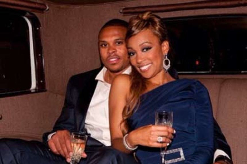 Monica and Shannon Brown Celebrate Second Wedding ...