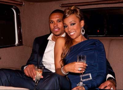 Monica and Shannon Brown Celebrate Second Wedding Anniversary In Style