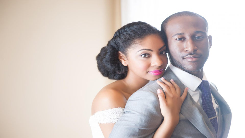 Curly Commentary: My Natural Hair Wedding Diary