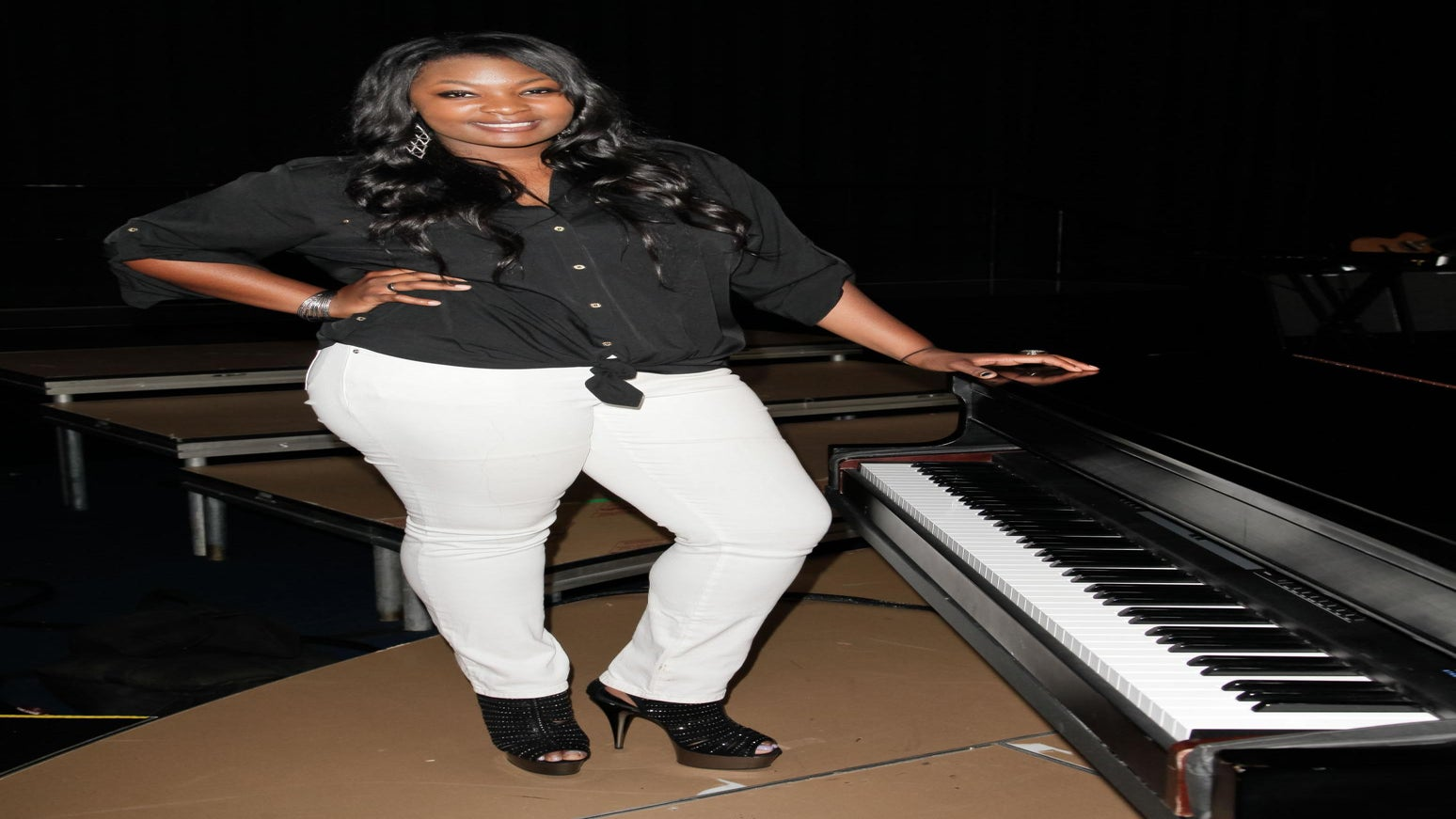 'American Idol' Winner Candice Glover Drops 30 Pounds