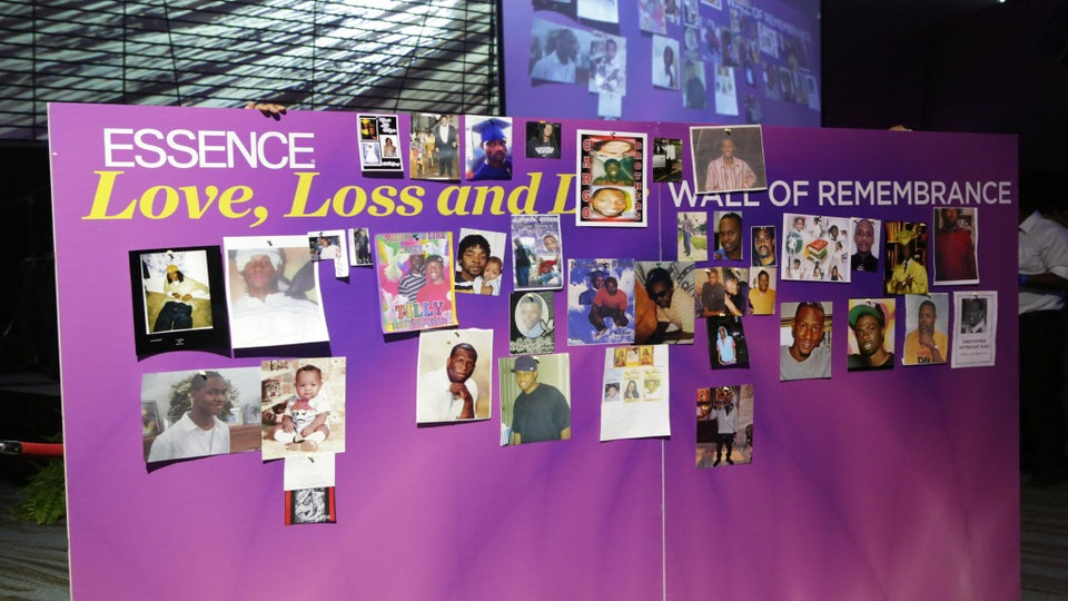 ESSENCE Honors Mothers Who Lost Children To Gun Violence