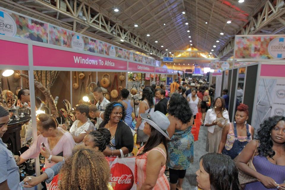 ESSENCE Festival Vendors Share Love of Event