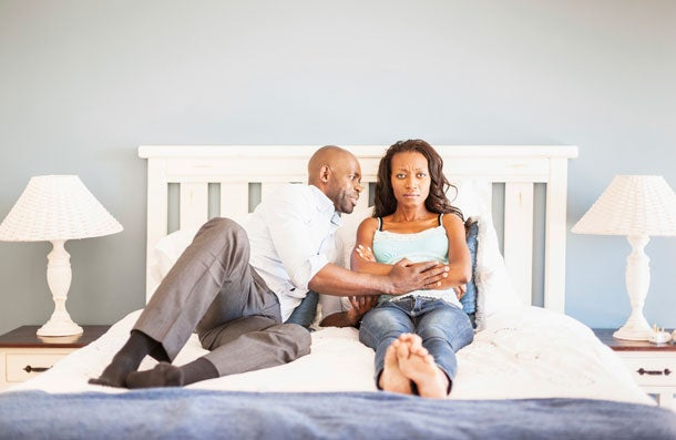 Intimacy Intervention: 'I Feel Like We're Roommates, Not Lovers'