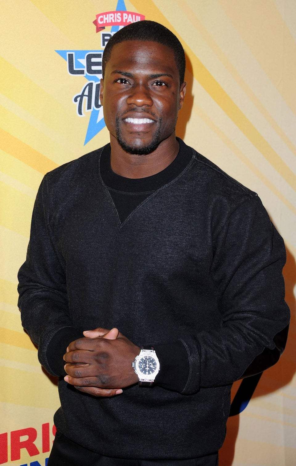 Kevin Hart and ABC Team Up for New Comedy