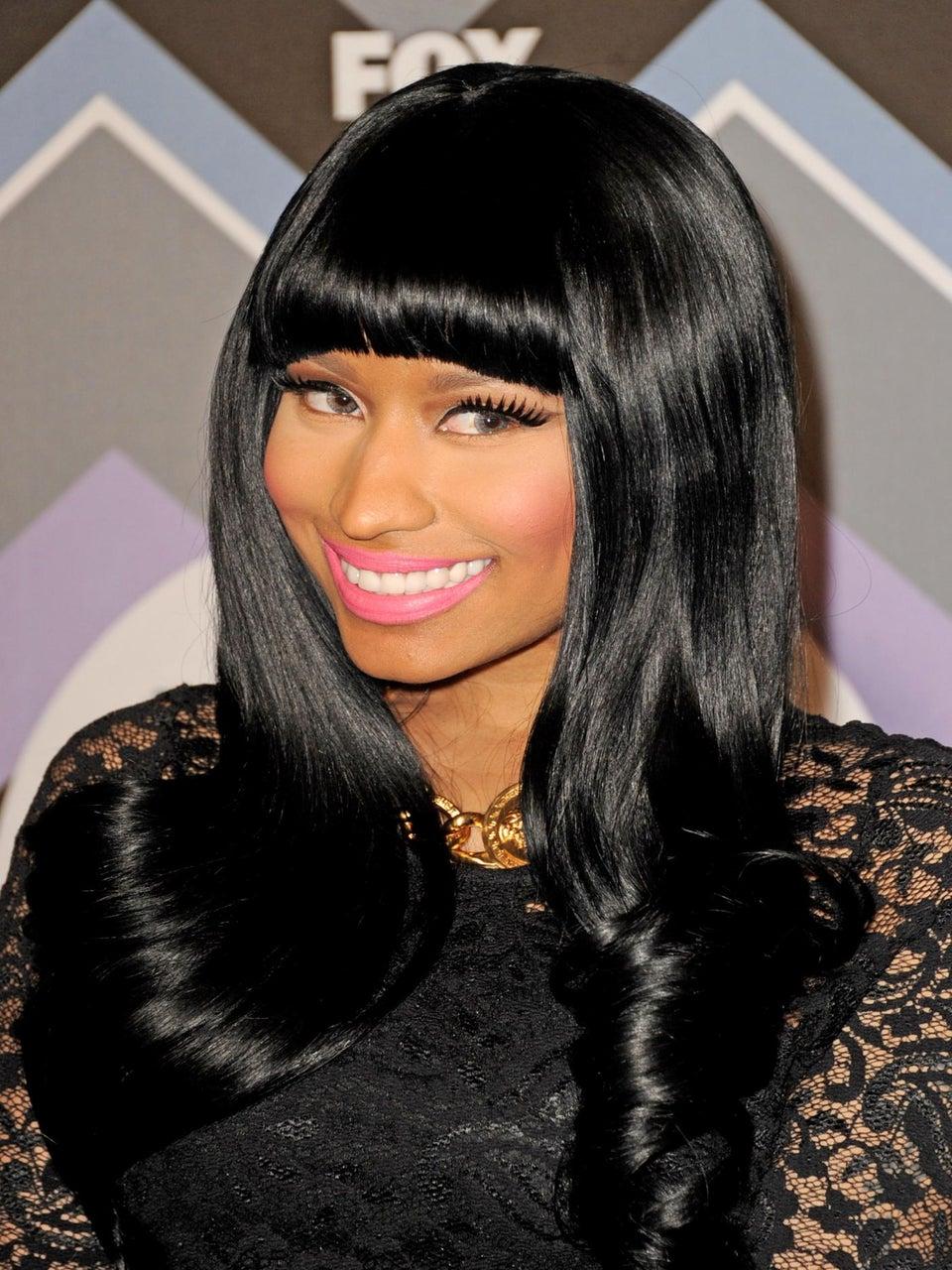 DJ Khaled Proposes to Nicki Minaj