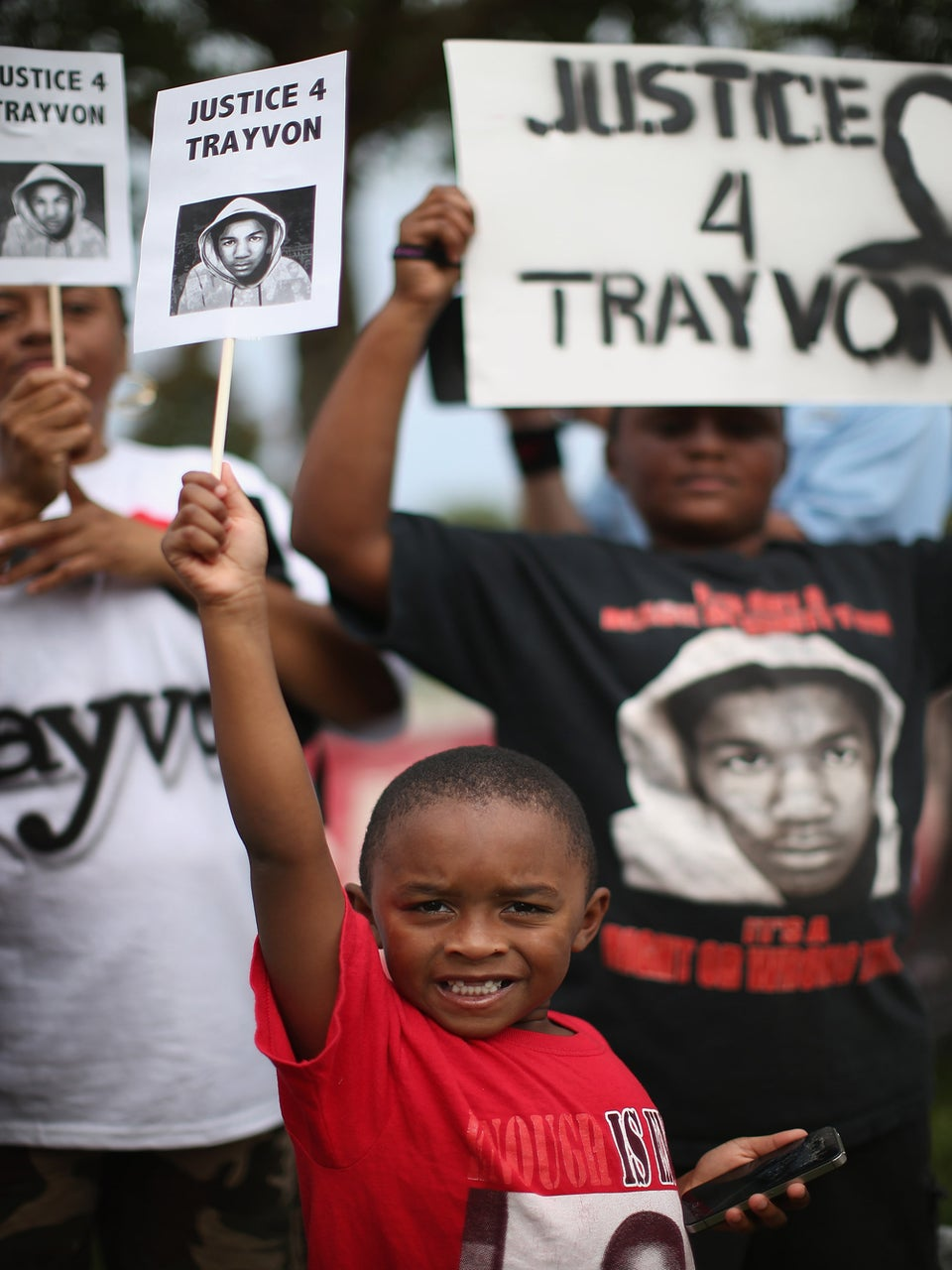 Zimmerman Verdict Sparks Peaceful Protests Across Nation