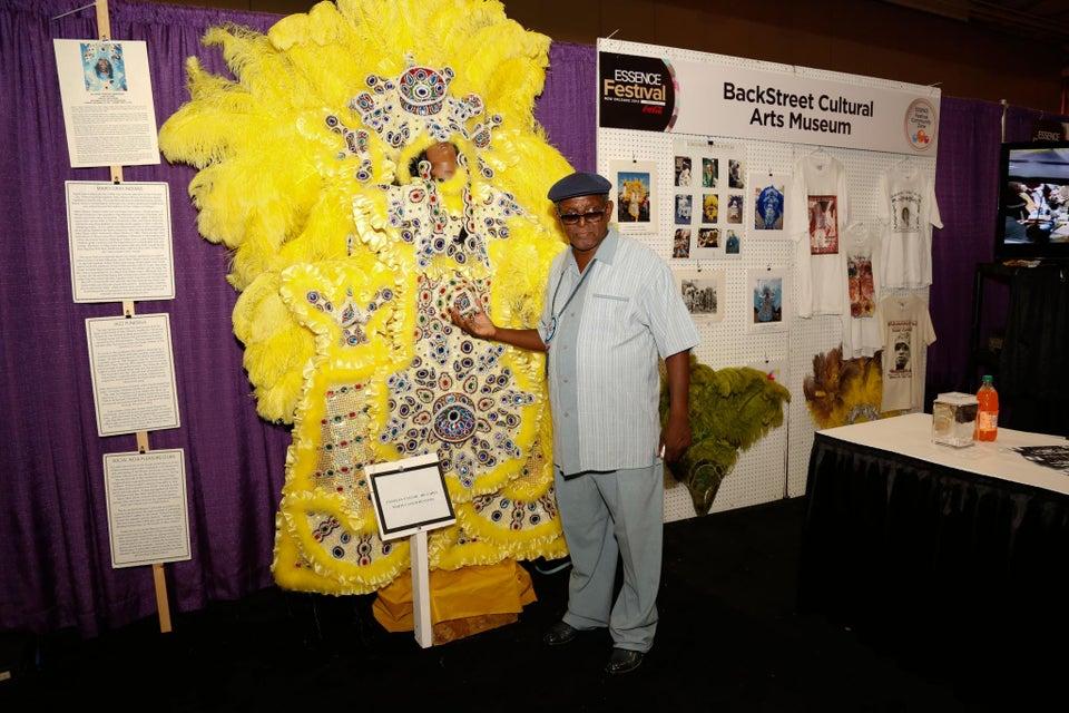 Vendor Spotlight: Sylvester Francis and The Backstreet Cultural Museum
