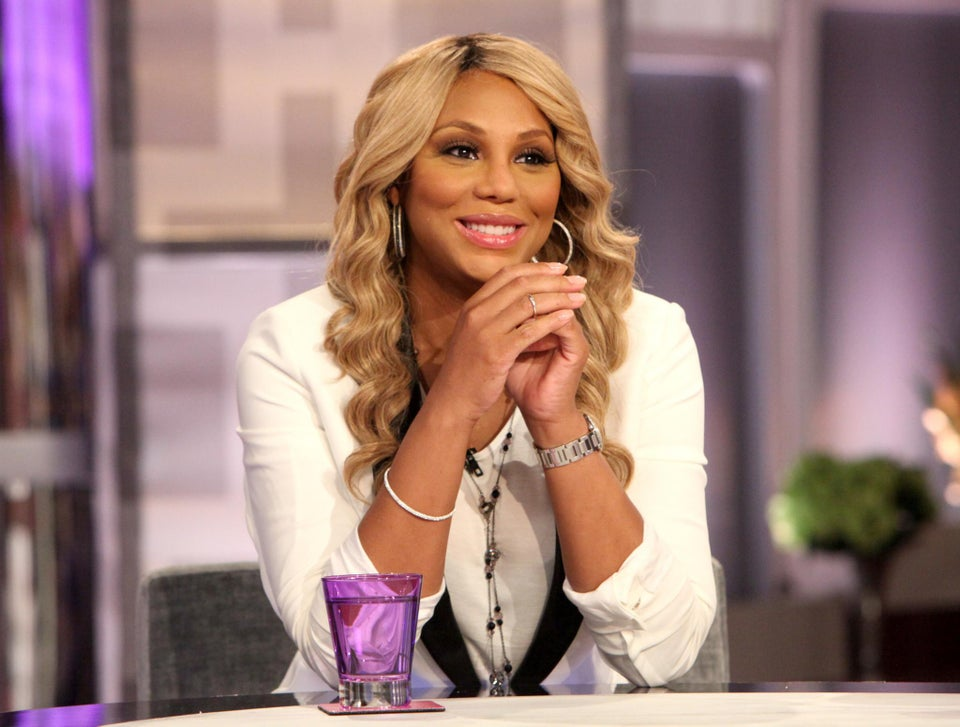 7 Times Tamar Braxton Made Us Laugh Out Loud on 'The Real'