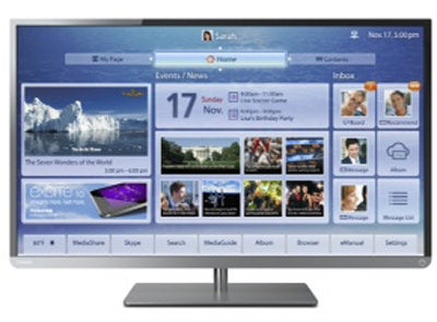 Back to School Twitter Giveaway: Toshiba TV