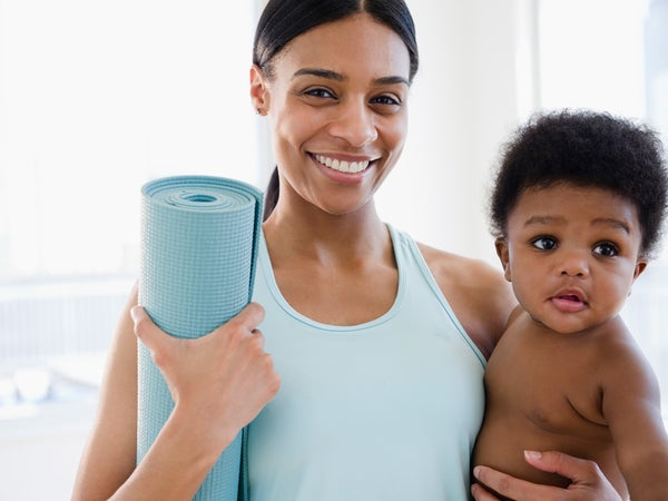 Body After Baby: 10 Weight Loss Tips for New Moms
