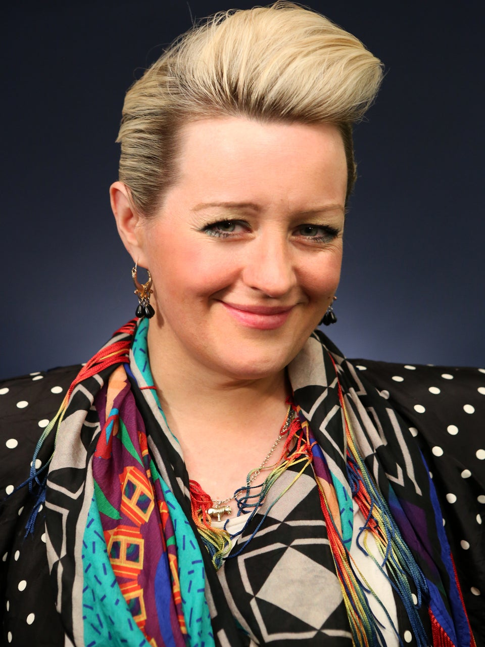 New & Next: Watch British Soul Singer Alice Russell Perform 'Let Us Be Loving'