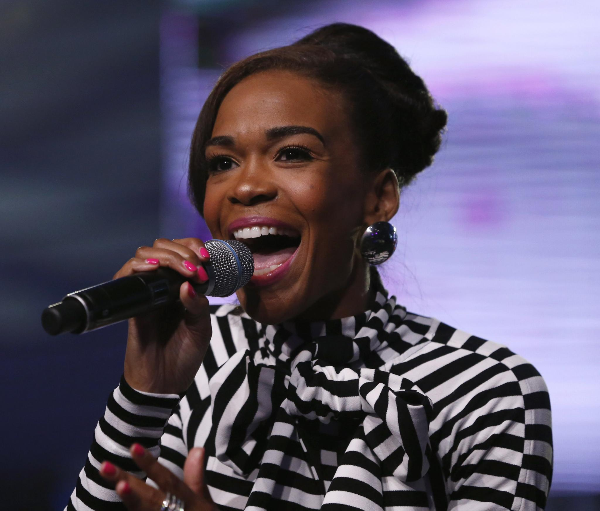 Michelle Williams' Moving Gospel Show