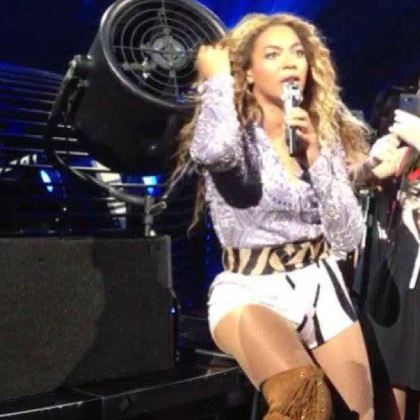 Beyoncé, You're Not Alone: Our Most Embarrassing Hair Moments