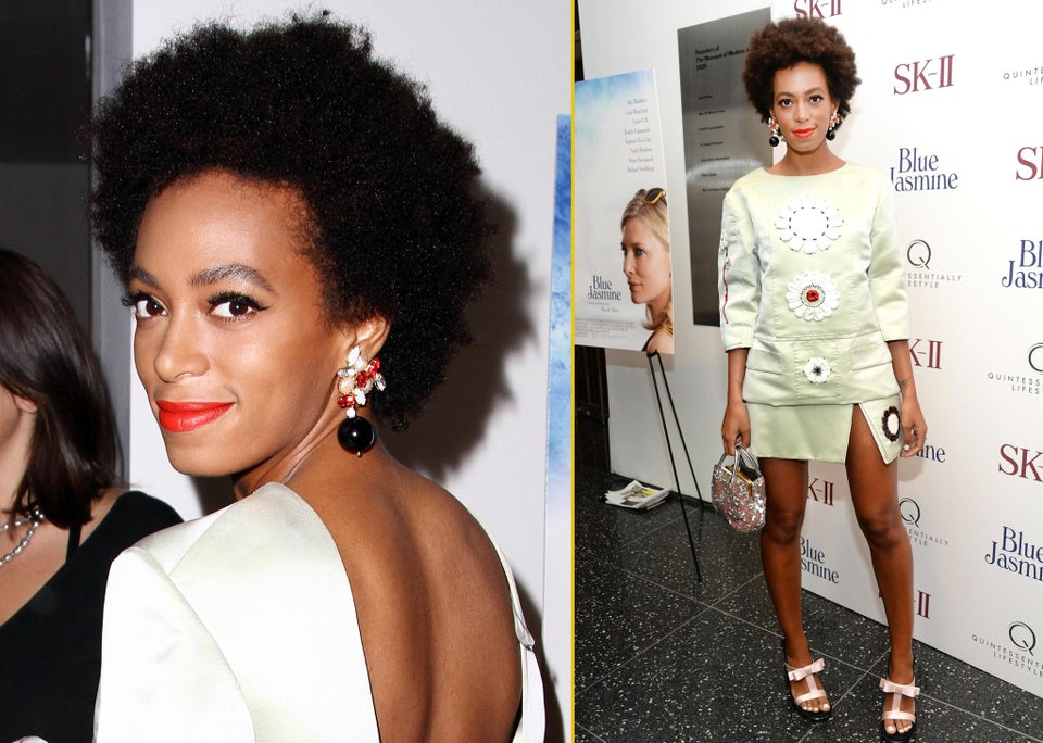 Coffee Talk: Solange Cancels European Tour, Needs Mental and Physical Break