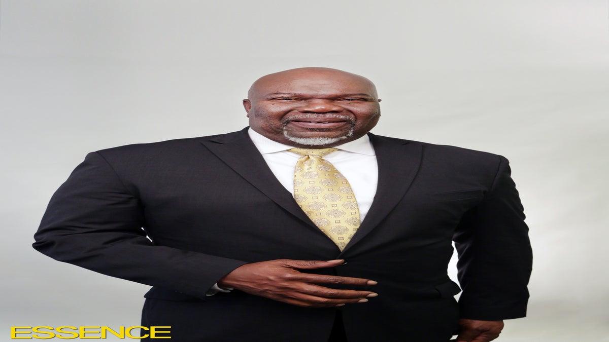 Bishop T.D. Jakes Shares MegaFest Excitment