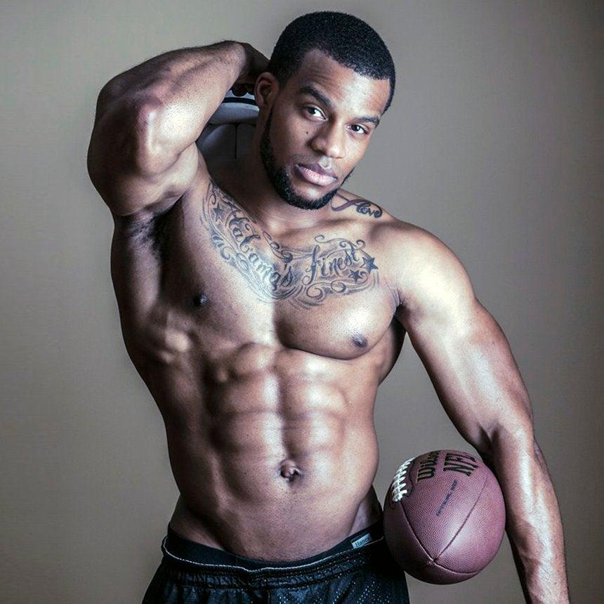 "Eye Candy: Fitness Fanatic ""CJ"" Osiah"