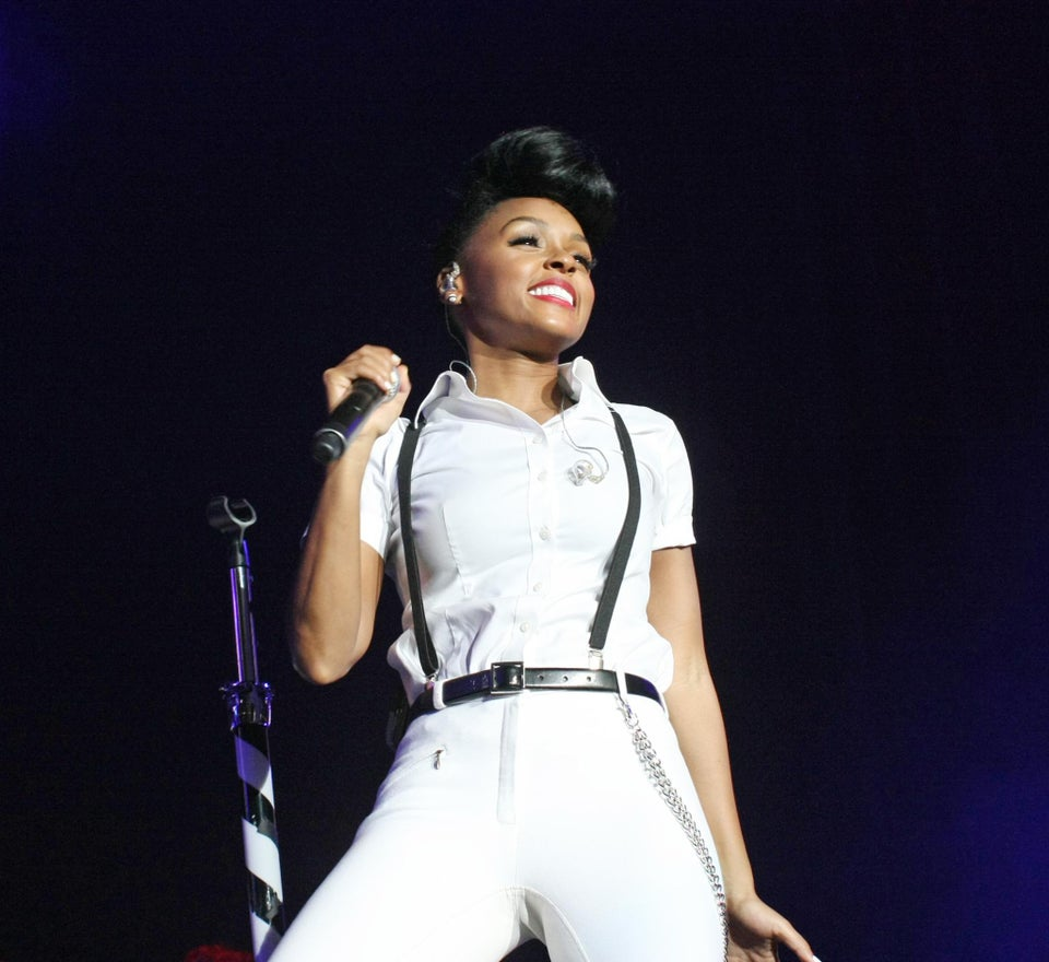 Our Exclusive Interviews with Janelle Monáe