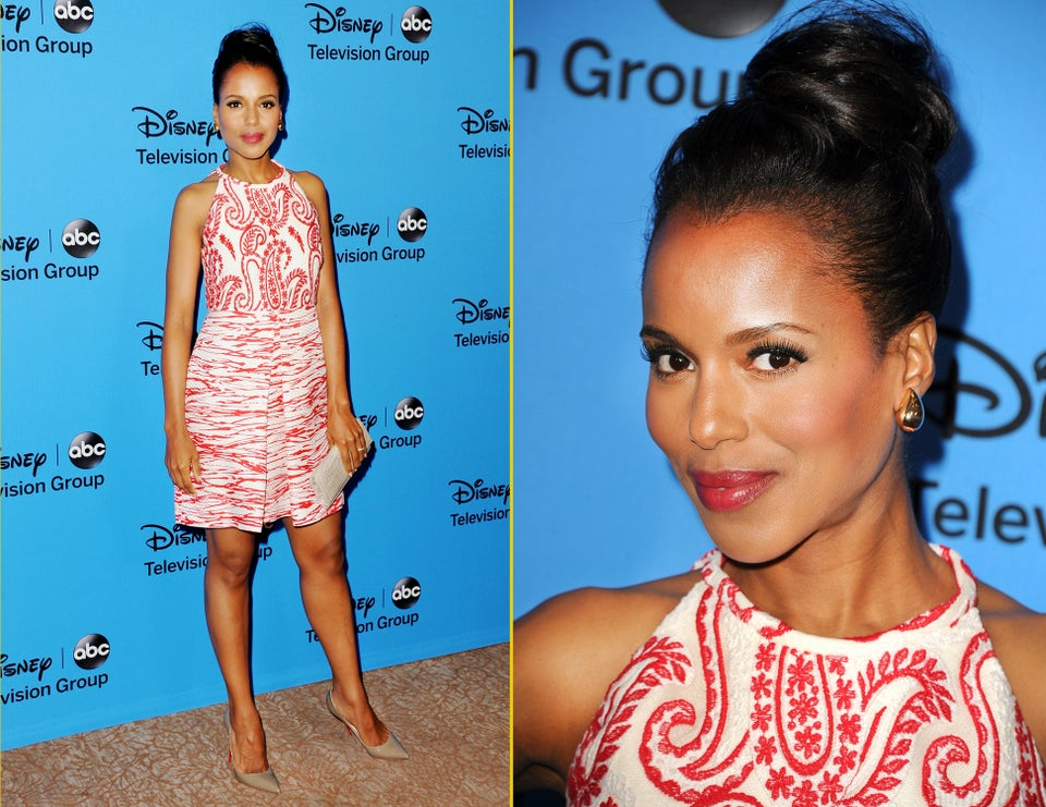 Kerry Washington On Keeping Her Love Life Private