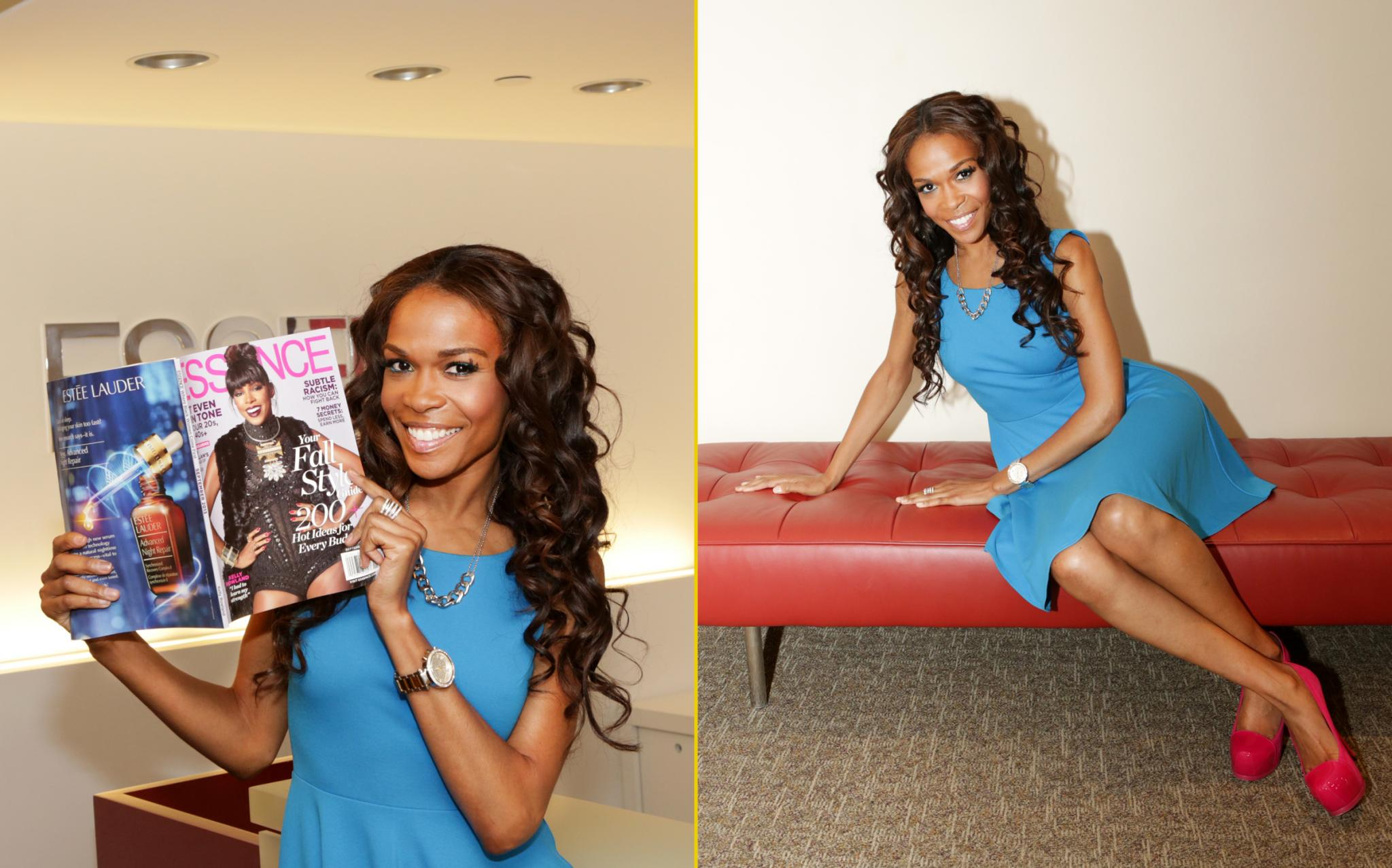 Michelle Williams Dishes on Her New Gospel Album and Favorite Destiny's Child Memories