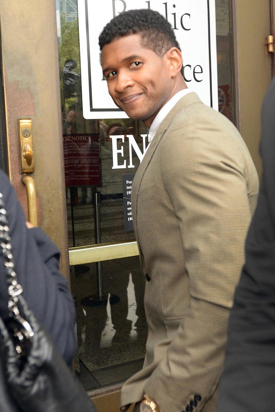 Usher Wins Renewed Custody Battle
