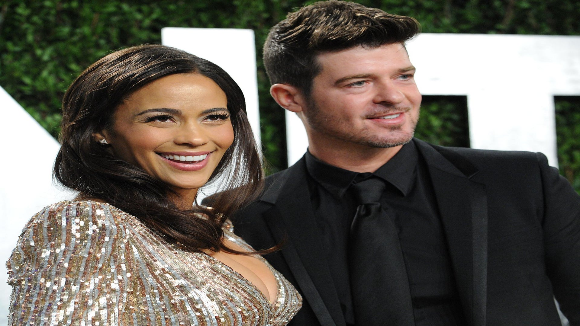 Paula Patton Shares Feelings on Robin Thicke's Nude 'Blurred Lines' Video