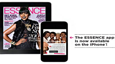 ESSENCE Launches New iPhone App
