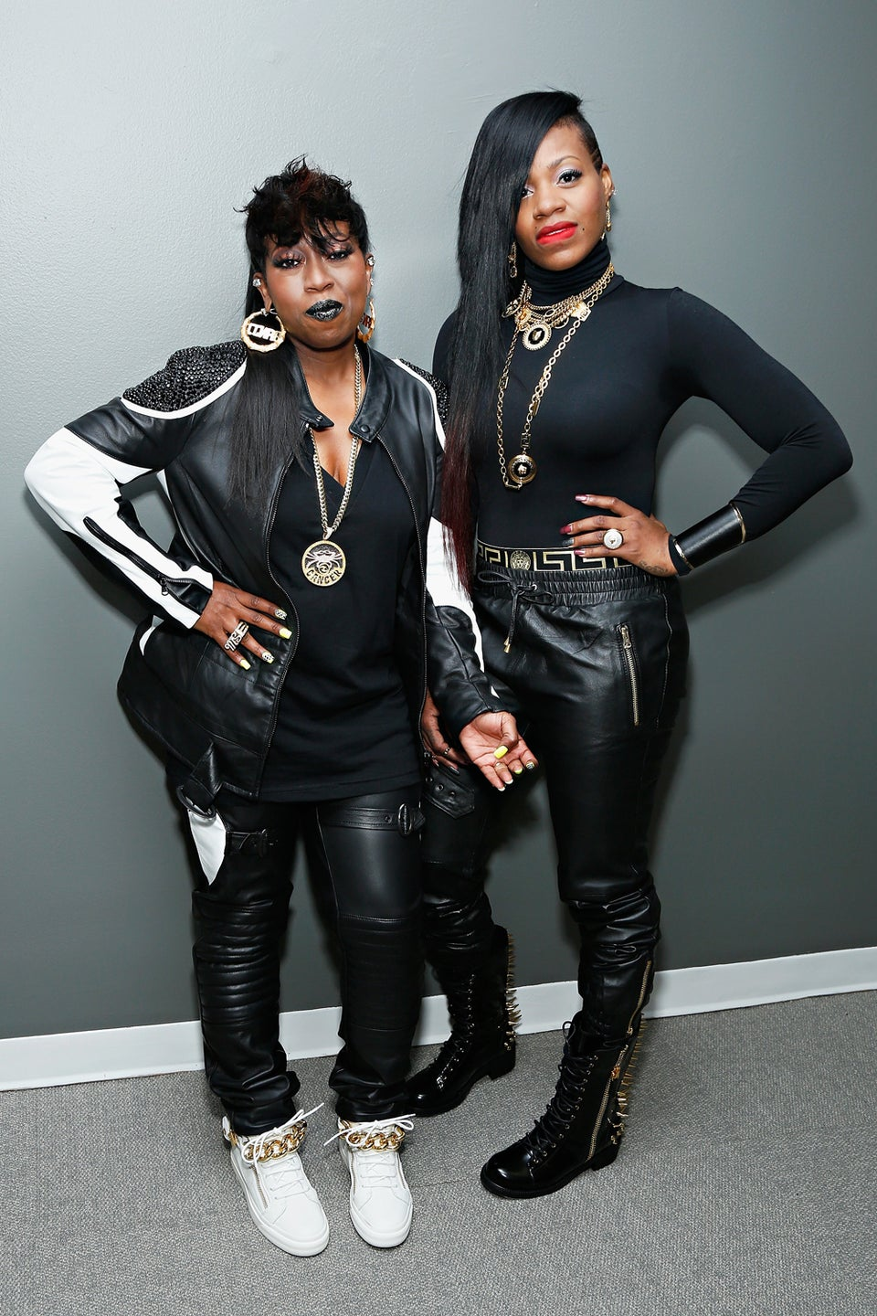 Must-See: Watch Fantasia and Missy Elliot Perform 'Without Me'