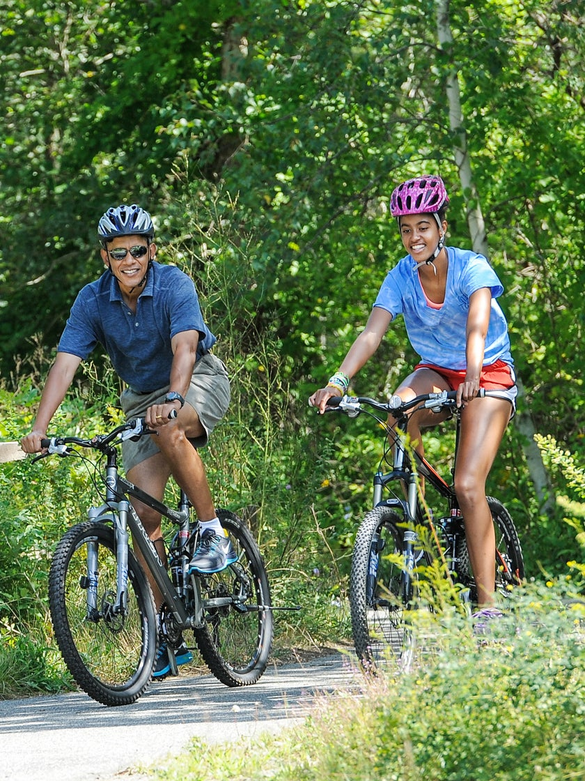 Emotions Run High As Obamas Prepare for Malia to Go to College