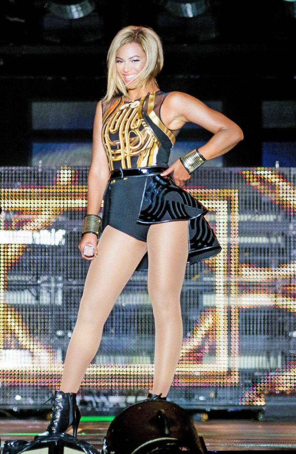 Coffee Talk: Beyoncé Wins Emmy for Super Bowl Halftime Show