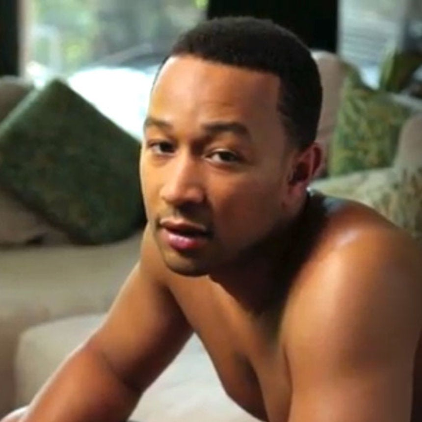 Must-See: John Legend Goes Nude for Funny or Die - Essence