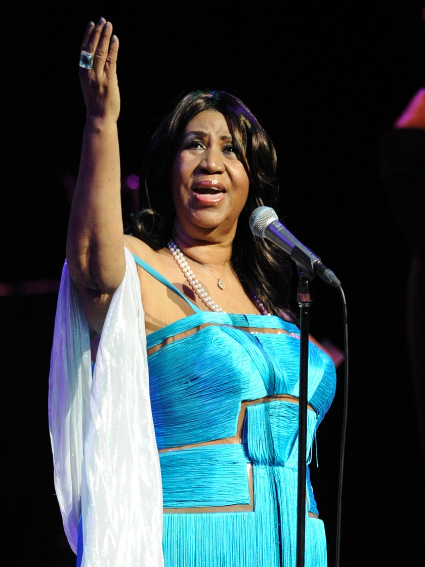 Aretha Franklin: Treatment Side Effects 'Were Rough'