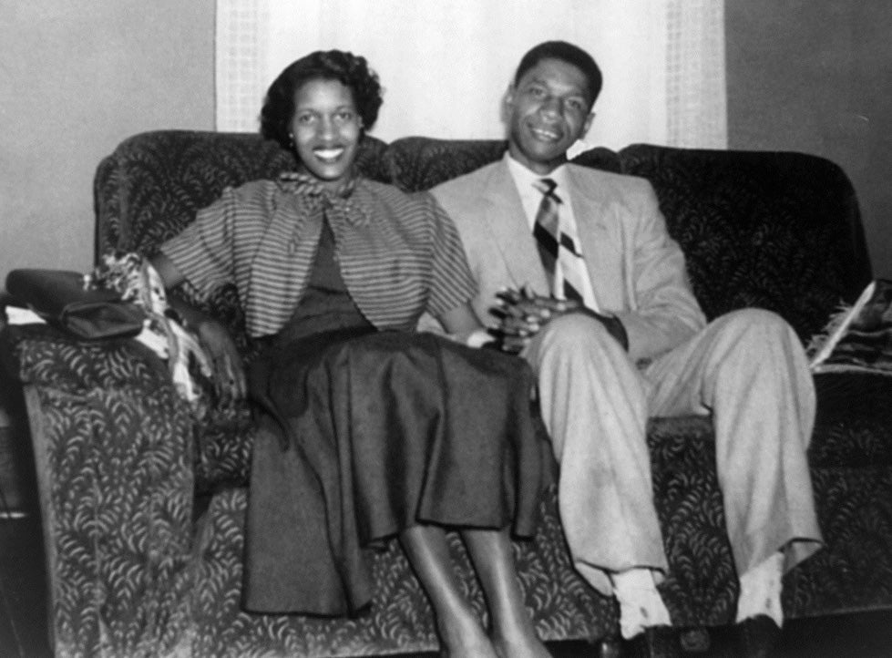Myrlie Evers-Williams on Medgar Evers: Love During the Movement