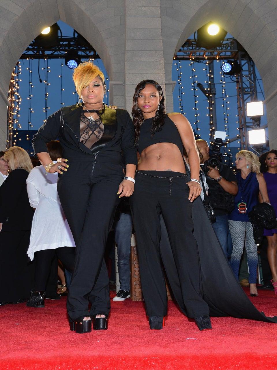 TLC Talks Sisterly Bond and Missing Left Eye