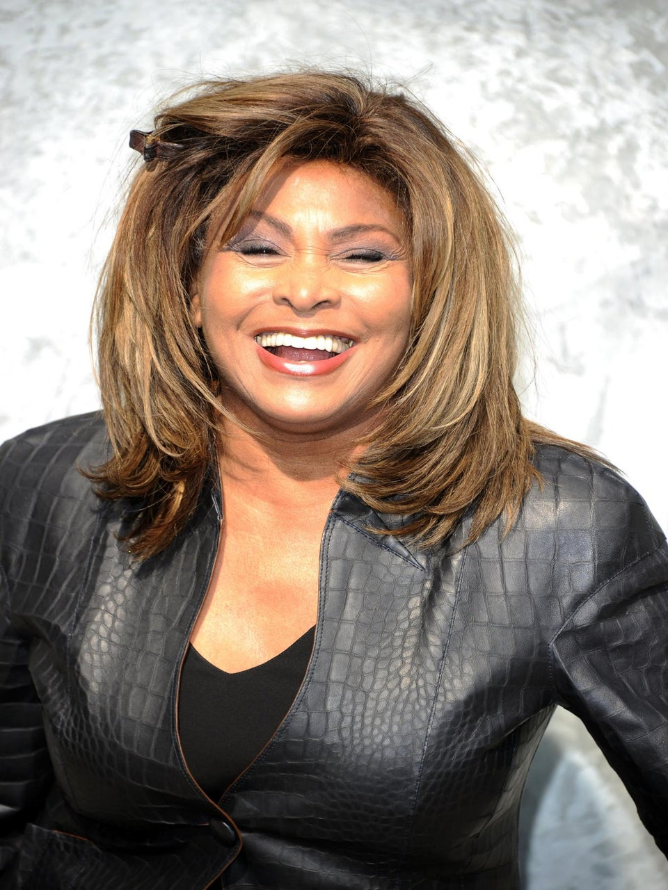 Tina Turner Achieves New Kind of Happiness at 73