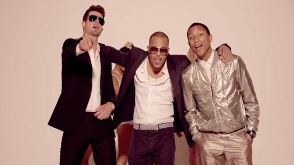 ESSENCE Poll: Did 'Blurred Lines' Remind You of Marvin Gaye's 'Got to Give It Up'?