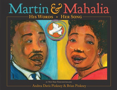 Exclusive: 5 Questions with the Authors of 'Martin & Mahalia'