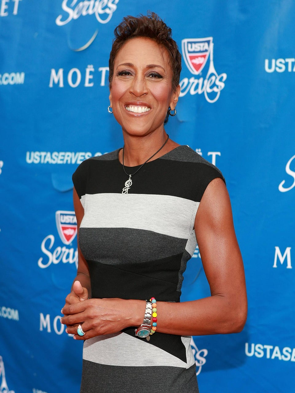 Robin Roberts Is Almost 100 Percent Back to Normal