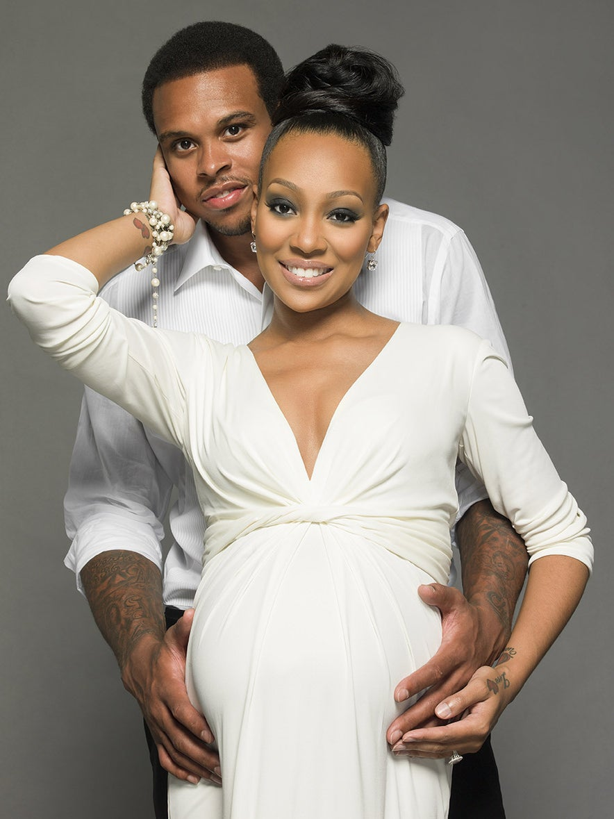 Monica and Shannon Brown Expecting a Baby Girl