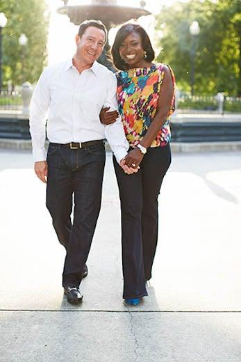 Just Engaged: Markova and Chris