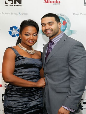 Phaedra Parks Files for Divorce  from Apollo Nida